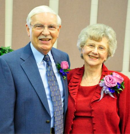 Jim and Jannette Bayne