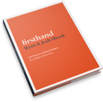 firsthand-book