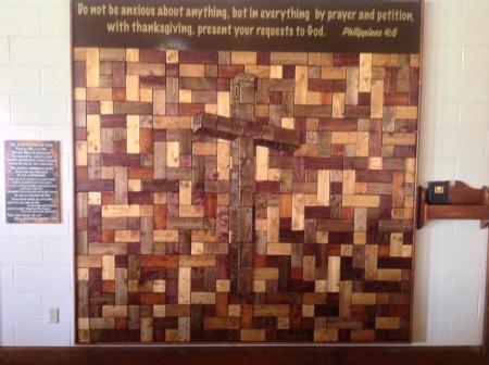 mechanicsville prayer wall