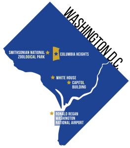 Washington DC Columbia Heights Map-02